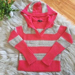 ❤4/$20 George Sparkle Hooded Sweater